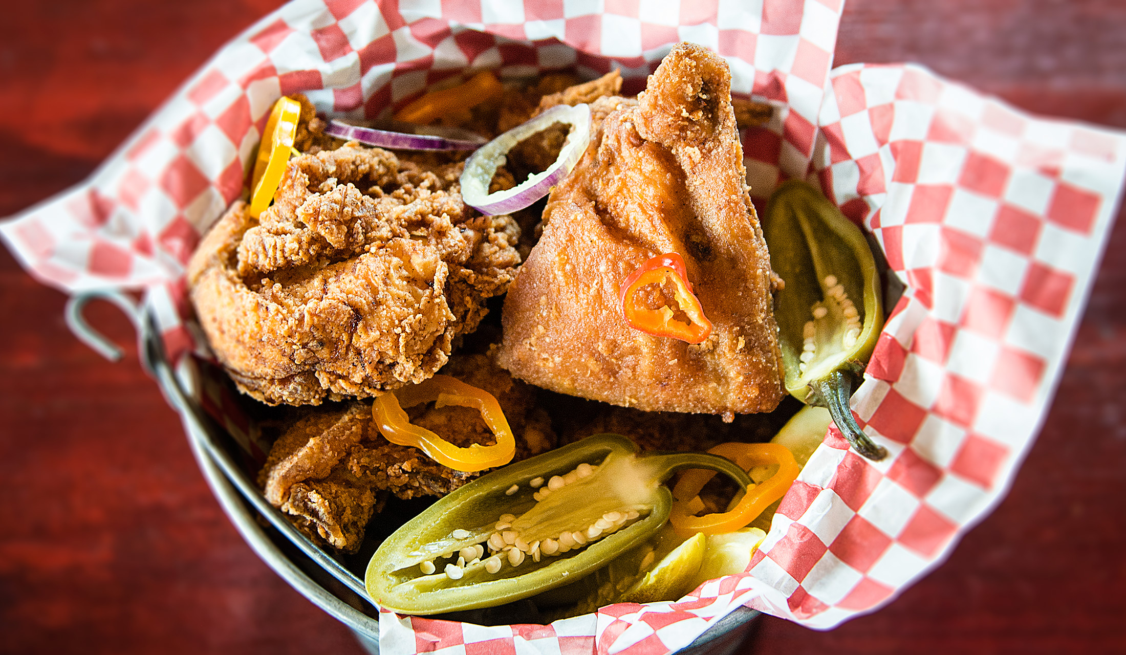 Home - Lucy's Fried Chicken