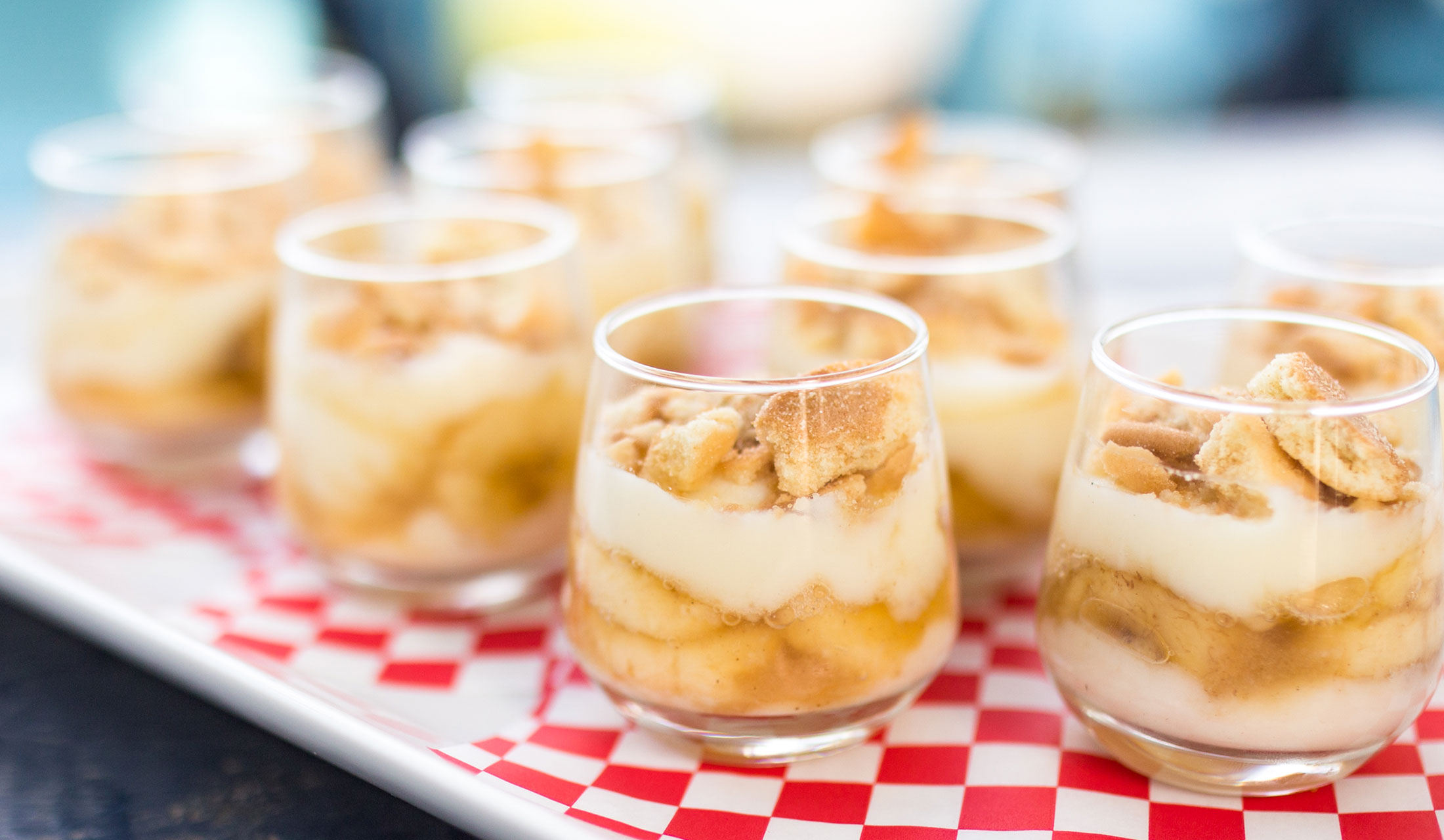 Pudding Shooters